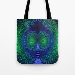 Dreamcatcher Alien Tote Bag