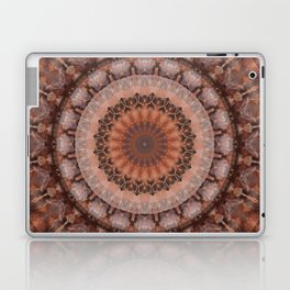 Mandala homely atmosphere Laptop & iPad Skin