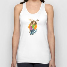 Game Grumps Hug Unisex Tank Top