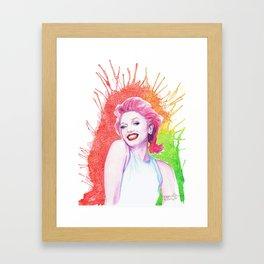 Gwentastic! Framed Art Print