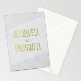 Allswell Stationery Cards