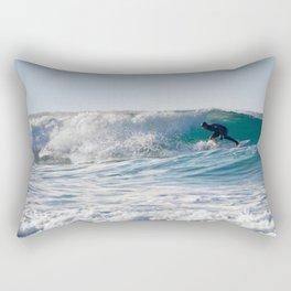 The Tube Rectangular Pillow