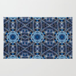 Abstract pattern Rug