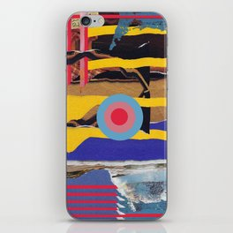 pulled muscle iPhone Skin