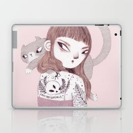 Cats > Catcalls Laptop & iPad Skin
