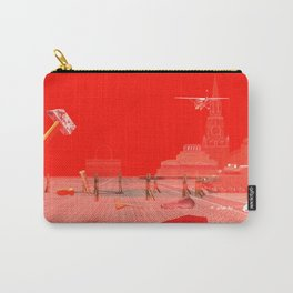 SquaRed: Russia Today Carry-All Pouch