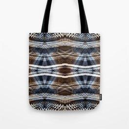 Ethnic hand drawn shibori Tote Bag