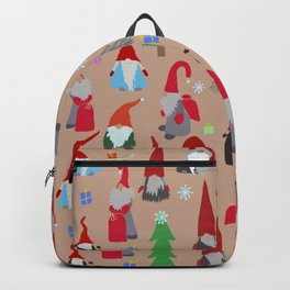 Gnomes everywhere Backpack