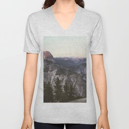 Great Nights in Yosemite Unisex V-Neck