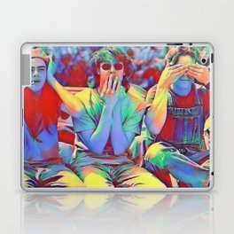 Dazed and Confused x flora Laptop & iPad Skin
