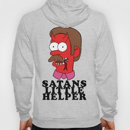 Satan little helper Hoody