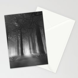 Soul of the Forest B&W Stationery Cards