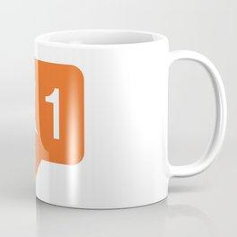 1 like crows! Coffee Mug