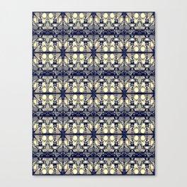 Headhunter pattern Canvas Print