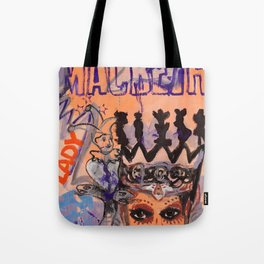 Lady Macbeth Tote Bag