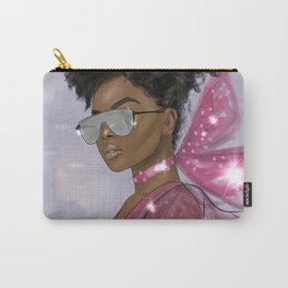 girl, sparkle Carry-All Pouch