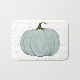 Cozy Fall things  Bath Mat