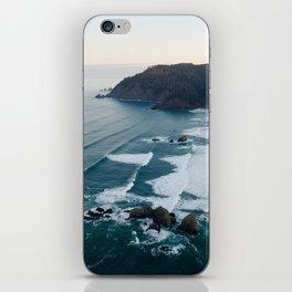 Oregon Coast Sunrise iPhone Skin