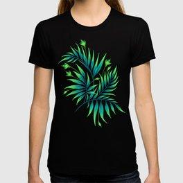 Waikiki Palm - Green T-shirt