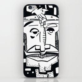 A Friend iPhone Skin