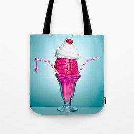 Brain Milkshake Tote Bag