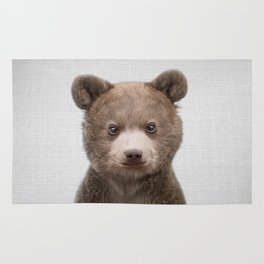 Baby Bear - Colorful Rug