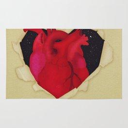 The Hidden Heart Rug