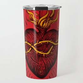 Bleeding Heart Travel Mug