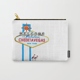 Welcome to Cheektavegas Carry-All Pouch