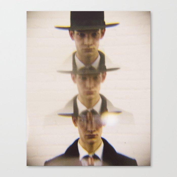 3 Hats Canvas Print
