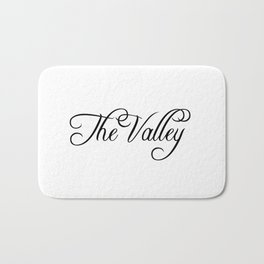 The Valley Bath Mat