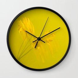Flower Spirits C Wall Clock