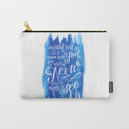 You Keep Moving On [Sunday In The Park With George] Carry-All Pouch