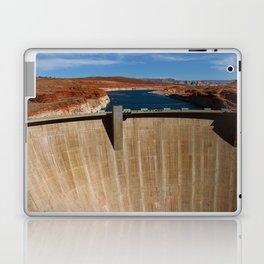 Glen Canyon Dam and Lake Powell Laptop & iPad Skin