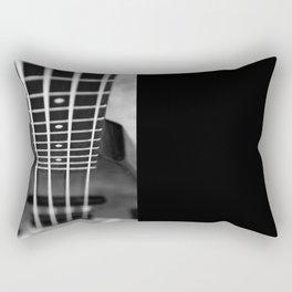 bass guitar Rectangular Pillow