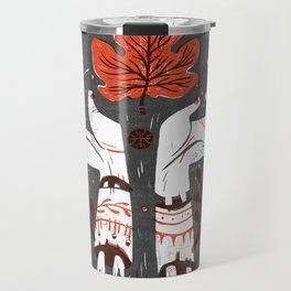 Symbol Hands Travel Mug