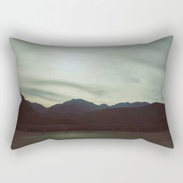 San Bernardino Valley Rectangular Pillow