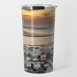 Sky's Fire Travel Mug