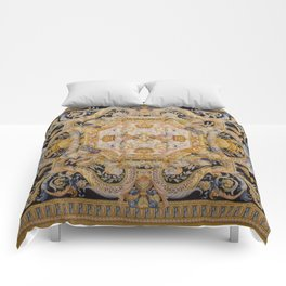 Going For Baroque Comforters