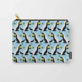 Honey Badgers Love Honey I Carry-All Pouch