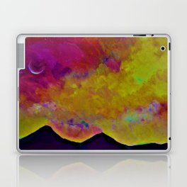 SPRING SKY OVER MOURNE MOUNTAINS Laptop & iPad Skin