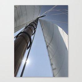 Sail Newport Canvas Print