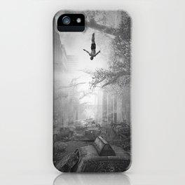 City Jump iPhone Case