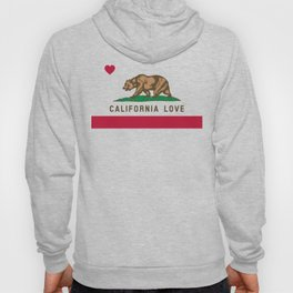 California Love Flag Hoody