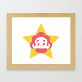 Your a STAR Steven Framed Art Print