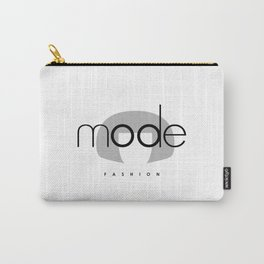Edna Mode Fashion (logo big) Carry-All Pouch