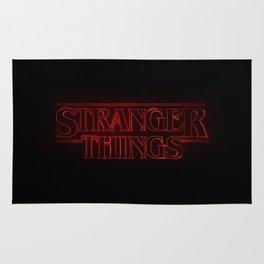 Strange thing Rug