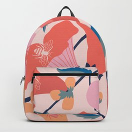 Trumpet Vine Backpack