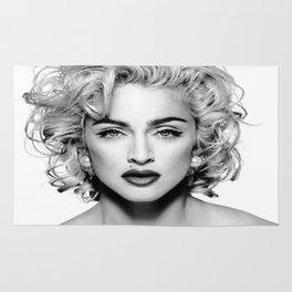 Madonna Portrait Rug