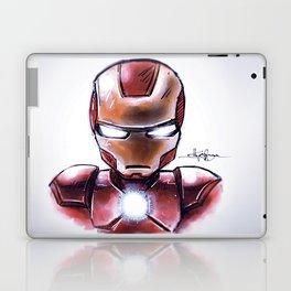Iron Man - Chibi Anime Style Laptop & iPad Skin